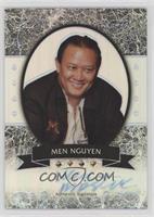 Men Nguyen #/25