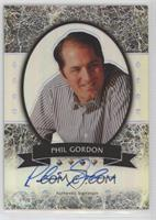 Phil Gordon #/25