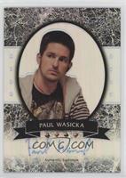 Paul Wasicka #/25