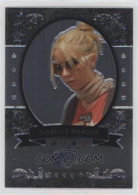 2012 Leaf Metal - [Base] #MB-IM1 - Isabelle Mercier