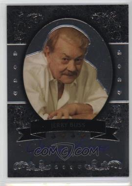 2012 Leaf Metal - [Base] #MB-JB1 - Jerry Buss