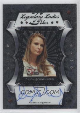 2012 Leaf Metal - Legendary Ladies of Poker #LL-ES1 - Erica Schoenberg