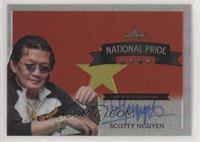 Scotty Nguyen #/25