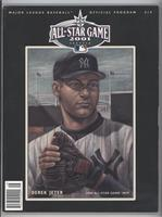2001 Seattle, WA (Derek Jeter) [Good to VG‑EX]