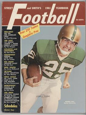 1940-2007 Street and Smith's Football Yearbook - [Base] #21 - 1961 (Ronnie Bull)