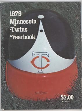 1979 Minnesota Twins - Team Yearbook #MITW - Minnesota Twins