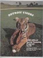 Spring Training (Detroit Tigers Mascot)
