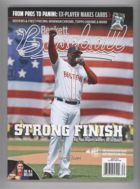 1984-Now Beckett Baseball - [Base] #01-14 - January 2014 (David Ortiz)