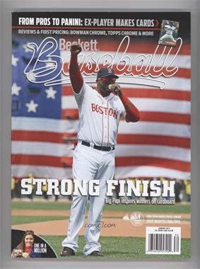 1984-Now Beckett Baseball - [Base] #01-14 - January 2014 (David Ortiz)