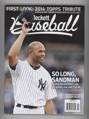 1984-Now Beckett Baseball - [Base] #10-13 - October 2013 (Mariano Rivera)