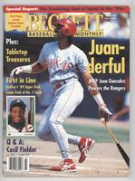 March 1997 (Juan Gonzalez) [Good to VG‑EX]
