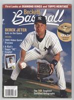 April 2005 (Derek Jeter) [Good to VG‑EX]
