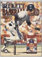 October 1988 (Don Mattingly) [Good to VG‑EX]