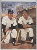 June 1991 (Joe DiMaggio, Mickey Mantle, Lou Gehrig, Babe Ruth)