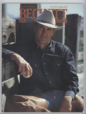 1984-Now Beckett Baseball - [Base] #82 - January 1992 (Nolan Ryan)