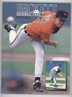 March 1993 (Mike Mussina) [Good to VG‑EX]