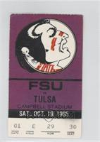 vs. Tulsa Golden Hurricane