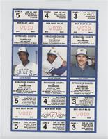 April 18-19 vs. Richmond Braves, April 20 vs. Tidewater Tides (Dave Stieb, Will…