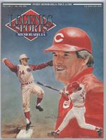 January/February 1992 (Pete Rose) [Good to VG‑EX]