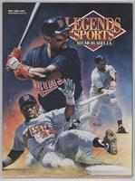 May/June 1993 (Kirby Puckett) [Good to VG‑EX]