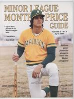 April 1989 (Jose Canseco)