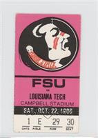 vs. Louisiana Tech Bulldogs [GoodtoVG‑EX]