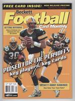 January 2003 (Ahman Green, Brett Favre, Donald Driver) [Good to VG…