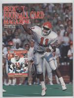 July/August 1990 (Andre Ware)