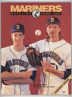 Erik Hanson, Randy Johnson