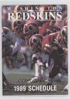 Washington Redskins [Good to VG‑EX]