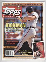 Fall 1991 (Cal Ripken Jr.)