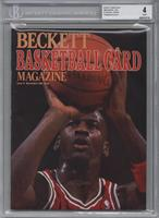 March/April 1990 (Michael Jordan) [BGS 4 VG‑EX]