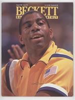 August 1991 (Magic Johnson) [Good to VG‑EX]