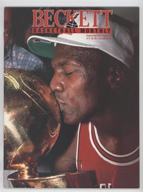 1990-Now Beckett Basketball - [Base] #14 - September 1991 (Michael Jordan)