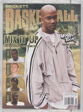 1990-Now Beckett Basketball - [Base] #170 - September 2004 (Stephon Marbury)