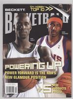 February 2005 (Kevin Garnett, Amar'e Stoudemire)