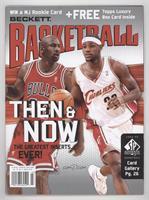 March 2005 (Michael Jordan, Lebron James)