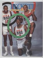 July 1992 (Magic Johnson, Karl Malone, Charles Barkley, Michael Jordan, Patrick…