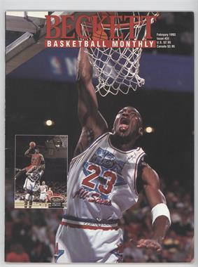 1990-Now Beckett Basketball - [Base] #31 - February 1993 (Michael Jordan)