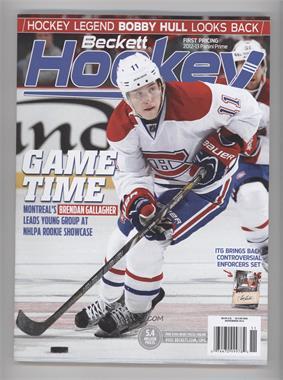 1990-Now Beckett Hockey - [Base] #11-13 - November 2013 (Brendan Gallagher)