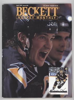 1990-Now Beckett Hockey - [Base] #30 - April 1993 (Mario Lemieux)