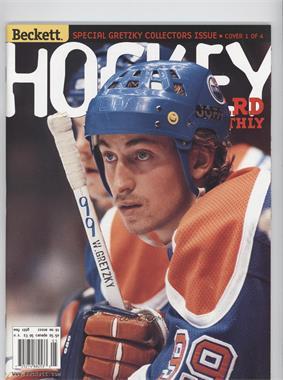 1990-Now Beckett Hockey - [Base] #91.1 - May 1998 (Wayne Gretzky) (Edmonton Oilers)