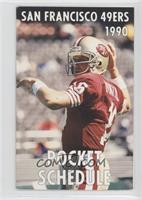 Joe Montana (Budweiser) [Good to VG‑EX]