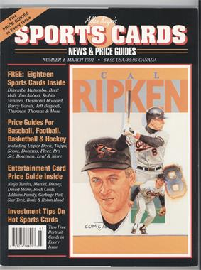 1991 93 Allan Kayes Sports Cards News Price Guides Base 41