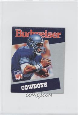 1991 Dallas Cowboys - Team Schedules #DACO.2 - Dallas Cowboys (Budweiser)