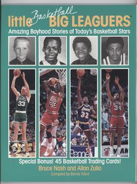 1991 Little Basketball Big Leaguers - [Base] #BJJB - Larry Bird, Michael Jordan, Magic Johnson, Charles Barkley