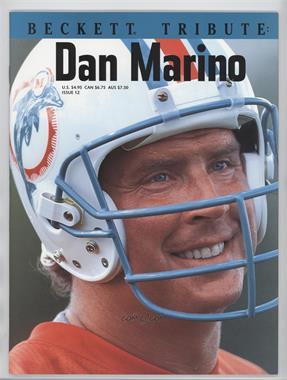 1993-99 Beckett Tribute - [Base] #12 - Dan Marino