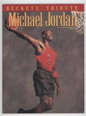 1993-99 Beckett Tribute - [Base] #3 - Michael Jordan