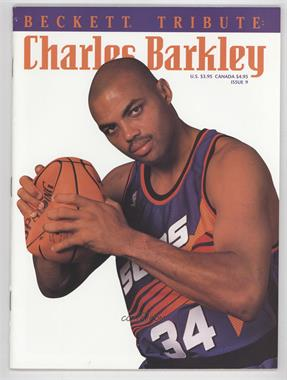 1993-99 Beckett Tribute - [Base] #9 - Charles Barkley [Good to VG‑EX]