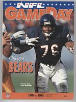 vs. Chicago Bears (Steve McMichael) [Good to VG‑EX]